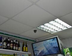 Видеонаблюдение в баре (фото 4)