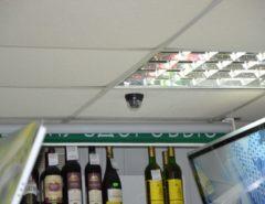 Видеонаблюдение в баре (фото 3)