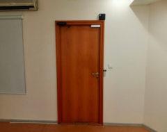Система пожарной безопасности в кабинете (фото 2)