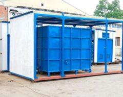 Пожарная безопасность для транспортного контейнера (фото 2)