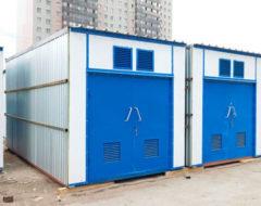 Пожарная безопасность для транспортного контейнера (фото 1)