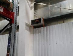 Видеонаблюдение на складе (фото 9)