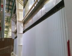 Видеонаблюдение на складе (фото 6)