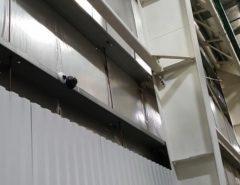 Видеонаблюдение на складе (фото 4)