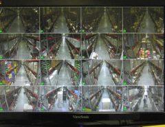 Видеонаблюдение на складе (фото 2)