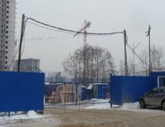Видеонаблюдение на стройплощадке (фото 4)