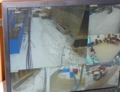 Видеонаблюдение на стройплощадке (фото 3)