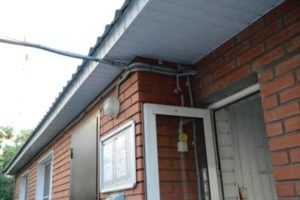 Видеонаблюдение для придомовой территории (фото 8)