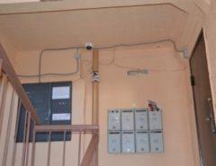 Видеонаблюдение для придомовой территории (фото 5)