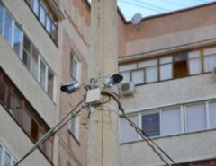 Видеонаблюдение для придомовой территории (фото 2)