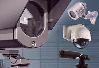 Виды камер видеонаблюдения