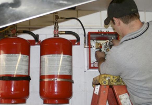 Обслуживание пожарных систем (фото 1)