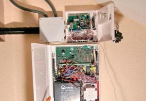 Проектирование охранной сигнализации