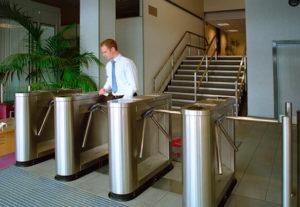 Проектирование систем доступа в офисе