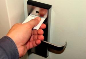Система контроля доступа в гостинице
