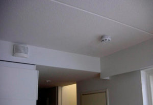 Установка пожарной сигнализации в квартире
