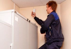 Аналоговая система пожарной сигнализации в квартире (фото 1)
