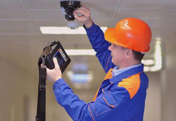 Обслуживание видеонаблюдения: замена и ремонт системы