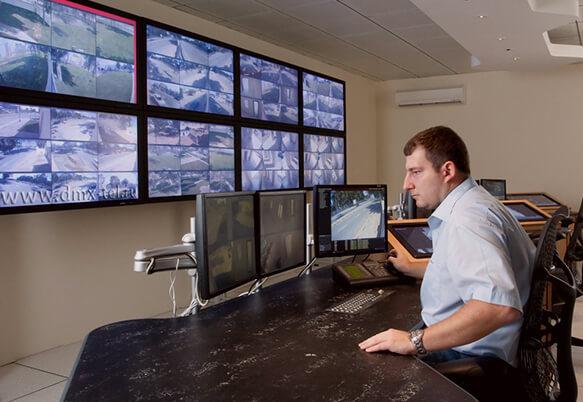 Проектирование охранного видеонаблюдения