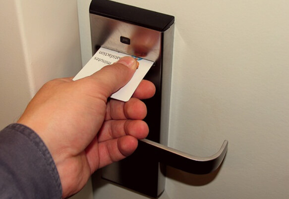 Системы контроля доступа в гостинице