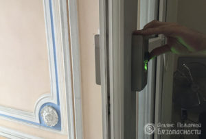Система контроля доступа для офисных зданий (фото 2)