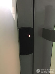 Контроль доступа для входной двери (фото 3)