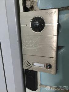 Контроль доступа для входной двери (фото 2)