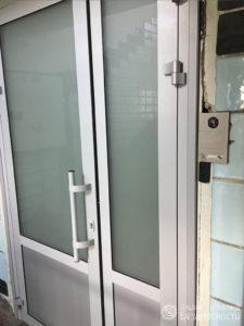 Контроль доступа для входной двери (фото 1)