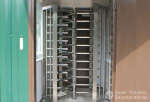 Система контроля доступа в помещении (фото 4)