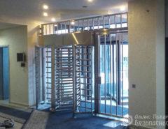 Система контроля доступа в гостиннице
