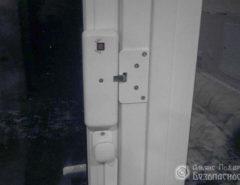 Монтаж кодового электромеханического замка (фото 1)