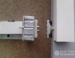 Установка контактной группы контроля доступа (фото 1)