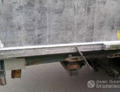 Установка ригельных замков контроля доступа на грузовики (фото 2)