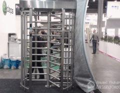 Система контроля доступа в помещении (фото 1)