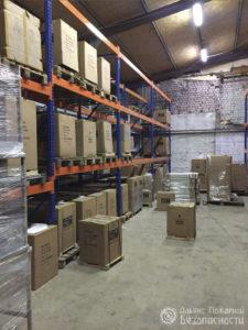 Пожарная сигнализация для складских помещений (фото 3)