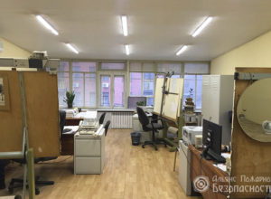 Пожарная сигнализация в офисе (фото 8)