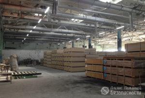 Пожарная сигнализация для складских помещений (фото 7)