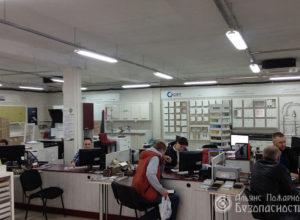 Пожарной сигнализации в офисе (фото 11)