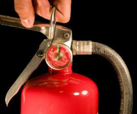 Огнетушители: типы, маркировка и техническое обслуживание