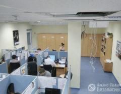 Видеонаблюдение в офисных помещениях (фото 5)
