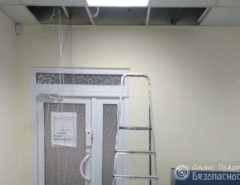 Видеонаблюдение в офисных помещениях (фото 3)