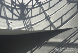 Видеонаблюдение на паркинге (фото 3)