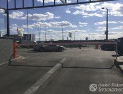 Видеонаблюдение на паркинге (фото 2)