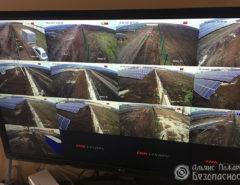 Установка видеонаблюдения на ферме (фото 6)