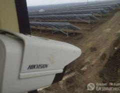Установка видеонаблюдения на ферме (фото 4)
