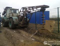 Установка видеонаблюдения на ферме (фото 2)