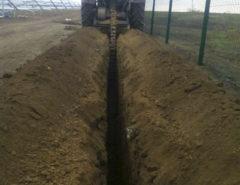 Установка видеонаблюдения на ферме (фото 1)