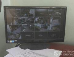 Установка видеонаблюдения (фото 2)