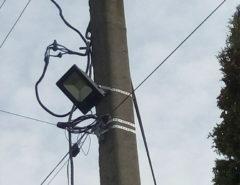 Видеонаблюдение на улице (фото 4)
