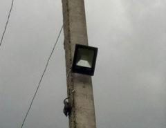 Видеонаблюдение на улице (фото 3)